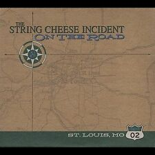 On the Road: 06-17-02 St. Louis, MO by The String Cheese Incident (CD)