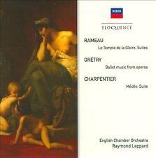 Rameau / Grétry / Charpentier: Le Temple de la Gloire Suites 1 & 2 / Ballet Musi