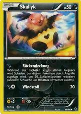 Skallyk 50 KP - 68/98 - Holo Karte - Pokemon Aufstreben der Mächtigen - Neu