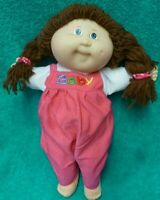 "CABBAGE PATCH KID DOLL CLOTHES DUNGAREES FIT UP TO 17"" CHILDREN CUTE GIFTS"