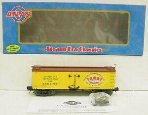 Atlas 8033-1 Crown Reefer Car #728 [3Rail] LN/Box