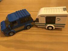 Lego City 60117 Van und Wohnwagen