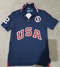 Ralph lauren polo shirt boys 10-12