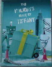 Tiffany & Co 2018 Holiday Christmas Catalog Blue Book New