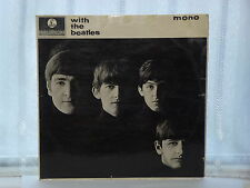 "The Beatles - With The Beatles 12"" Lp 1963"