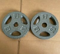 Cap 5 Lbs Pound Weight Plates RWP 005 NEW Two Plates Total 10 Pounds Total
