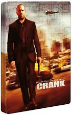 Crank - Special Edition -  Steelbook mit Holocover !! UNCUT FSK 18 !! NEU&OVP !!