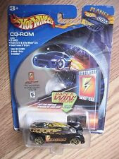 Hot Wheels, ELECTRICAL ENERGY CAR w/CD, Monoposto,1/64, #56253-0910, New On Card