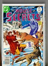 """vintage DC comic """" The HOUSE of SECRETS # 146 """" bagged & boarded"""