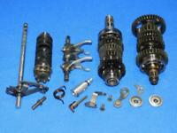 Yamaha XJ 600 S Diversion 4BR (91-97) 722-4 Getriebe Schaltung komplett