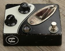 CopperSound Strategy Boost Overdrive Guitar Effects Pedal Relic'd Black & White