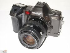 Minolta Dynax 8000i Kamera Objektiv AF-Zoom 35-70/3,5-4,5 +Portrait Fantasy-Card