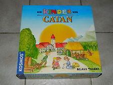 Die Kinder von Catan - Holzfiguren - Kindgerecht - Kosmos - top Zustand komplett