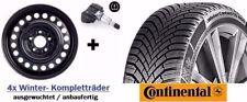 4x Winterräder Kia Carens (RP) 205/55 R16 Conti TS860 Reifen Felgen inkl. RDKS!!