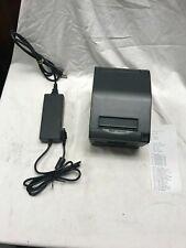 Star Tsp700ii Pos Thermal Receipt Printer With Power Supply Tsp743iiu Usb