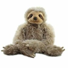 ~❤️~Two Toed SLOTH Plush Animal Soft Toy Hanging 16 & 26cm Small & Large ELKA❤️