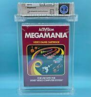 MEGAMANIA  - WATA 9.6 A++   Atari 2600  by ACTIVISION  - NEW  - ULTRA RARE  MINT