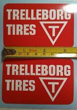 VINTAGE MOTOCROSS Trelleborg Tires sticker YZ CR RM CZ  Maico Penton AHRMA Works