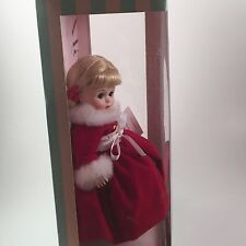 "MADAME ALEXANDER ""THE CHRISTMAS AT FAO SCHWARTZ 2007-NEVER REMOVED FROM BOX"