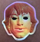 LUKE SKYWALKER Halloween Mask HOLO-DECAL Vintage Design! BEN COOPER Star Wars!