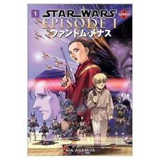 Star Wars--The Phantom Menace--Manga Vol.1 Dark Horse 1999
