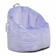 """Comfy, Durable, Bean Bag Chair, Lilac - 28.5"""" x 24.5"""" x 26.5"""""""