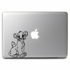 The Lion King Simba Sticker Decal for Macbook Laptop Car Window Wall Suitcase