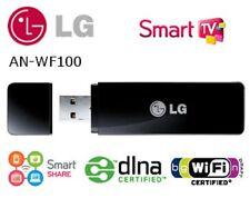 Wireless Wi-Fi LG AN-WF100 adapter for LG Smart TVs
