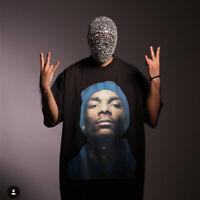 Snoop Dogg T Shirt 1993 Beware Of Dog Tour Top Black Vetements Rap