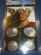 Thor #8 Timeless Alex Ross Virgin Variant CGC 9.8 NM/M Gorgeous Gem Wow