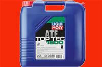 20 Liter Kanister (1L=10,25€) LIQUI MOLY Automatikgetriebeöl Top Tec ATF 1800 Öl