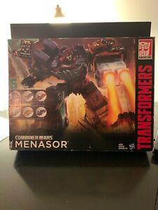 transformers combiner wars menasor NIB!!!