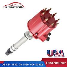 Ignition Distributor For 87 95 Chevy Pontiac Gmc 50l 57l 74l V8 Ohv 1103838 Fits Pontiac