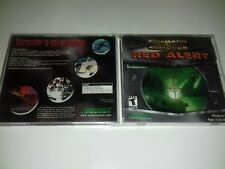 Command & Conquer: Red Alert (PC, 1996)  PC GAME 011-704