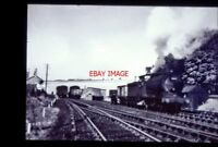 PHOTO  LNER LOCO AT SLEDMERE 1957