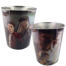 Harry Potter Papierkorb Metall Kinder 8 Liter Mülleimer Kinderzimmer Papiereimer