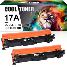 2 Pack Compatible Toner for HP 17A CF217A LaserJet Pro m102w MFP M130fw M130fn