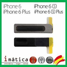 REJILLA AURICULAR IPHONE 6 6G / 6S / 6 PLUS / 6S PLUS MALLA ANTIPOLVO ALTAVOZ