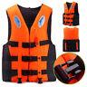 Adult Kids Life Jacket Kayak Ski Buoyancy Aid Vest Sailing Fishing AU Gut