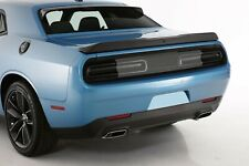 Fits 15-20 Dodge Challenger GTS Smoke Acrylic Taillight Covers 2pc Set GT4174