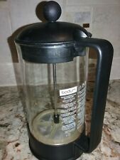 Bodum Brazil 8 cup French Press Coffee Maker, 34 oz, Black FREE SHIPPING