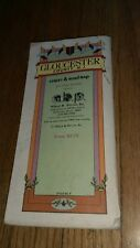 1987 Gloucester County New Jersey Alfred B Patton map Zip Code Edition Street NJ