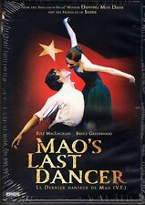 Mao's Last Dancer (DVD, 2011)  Ballet    BRAND NEW  Le Dernier Danseur De Mao