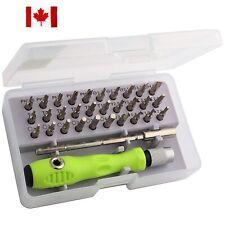 Precision Screwdriver Set of 32 in 1 mini magnetic Screwdriver Set maintenance