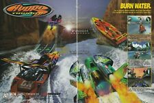Hydro Thunder 1999 Sega Dreamcast | Vintage Video Game Print Ad Promo