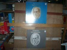 COFFRET 9 33 T  LP HOMMAGE A MAURICE RAVEL