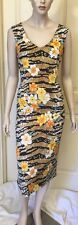 Vintage Charlie Brown Stretchy Dress In A Size 14 Not Lined