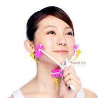 Neck Face Roller Slim Massage Facial Massager Slimming Remove Beauty Tools