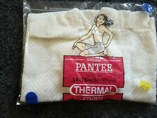 New St Michael Thermal knickers Culotte Pantee Vintage pants  Hip 34 -38 m and s