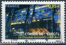 SERVICES CONSEIL DE L'EUROPE n° 163 de 2015  OBLITÉRÉ 1er jour